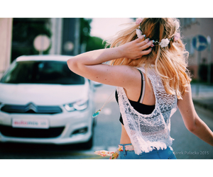 blondie, boho, and car image