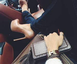 fashion, luxury, and car image