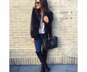 pll, shay mitchell, and bag image