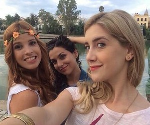 violetta, clara alonso, and candelaria molfese image