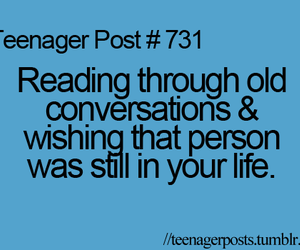 quote, post, and teenager image