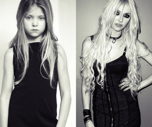 before and after, Taylor Momsen, and the pretty reckless image