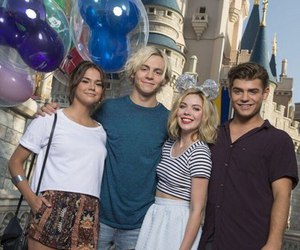 r5, austin and ally, and ross lynch image