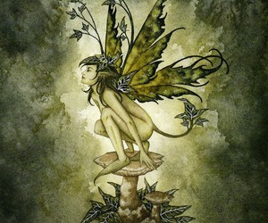 fairy, amy brown, and fantasy image
