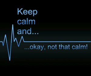 keep calm and funny image