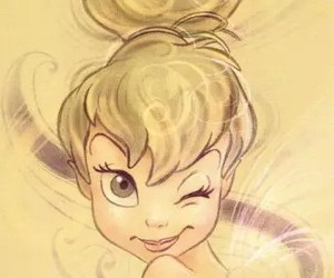 tinkerbell, fairy, and art image