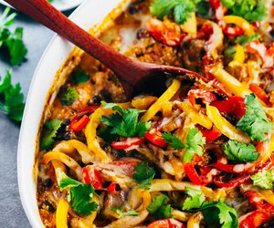 casserole, dinner, and food image