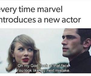 Marvel, Taylor Swift, and Avengers image