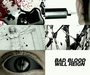 teen wolf, scott mccall, and bad blood image