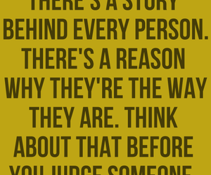 quote, story, and think image