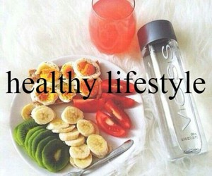 fitness, FRUiTS, and healthy image