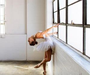 dance, balerina, and ballet image