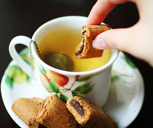 tea, photography, and food image