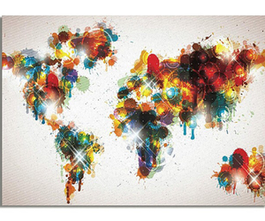 art, world, and bunt image