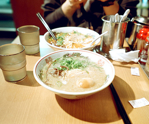asian, japan, and noodles image
