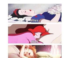disney, lies, and funny image