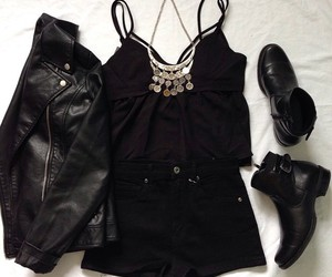 black, fashion, and perfect image