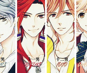 wataru, brothers conflict, and futo image