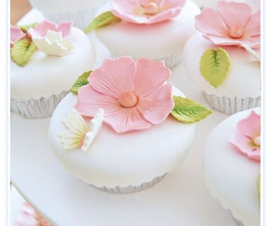 sweet, cupcake, and pastel image