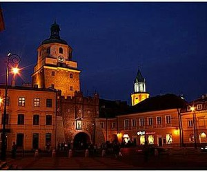 architecture, Poland, and lublin image