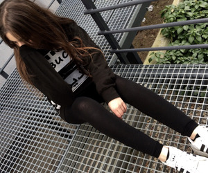 adidas, hair, and perfect image