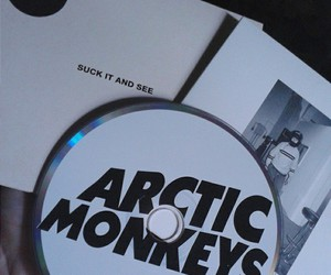 album, arctic monkeys, and indie image