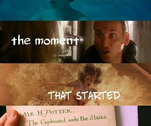 doctor who, harry potter, and supernatural image