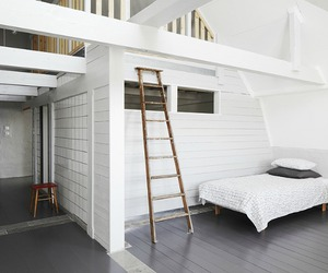 style, white, and interior image