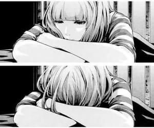 anime cry image