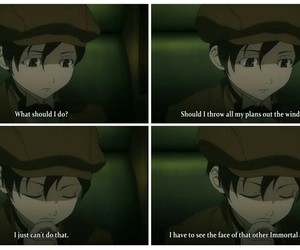baccano! and ♠ image