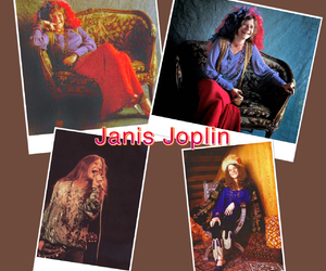 iconic, janis joplin, and legend image