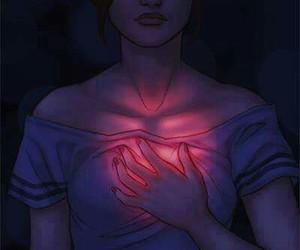 heart and gif image