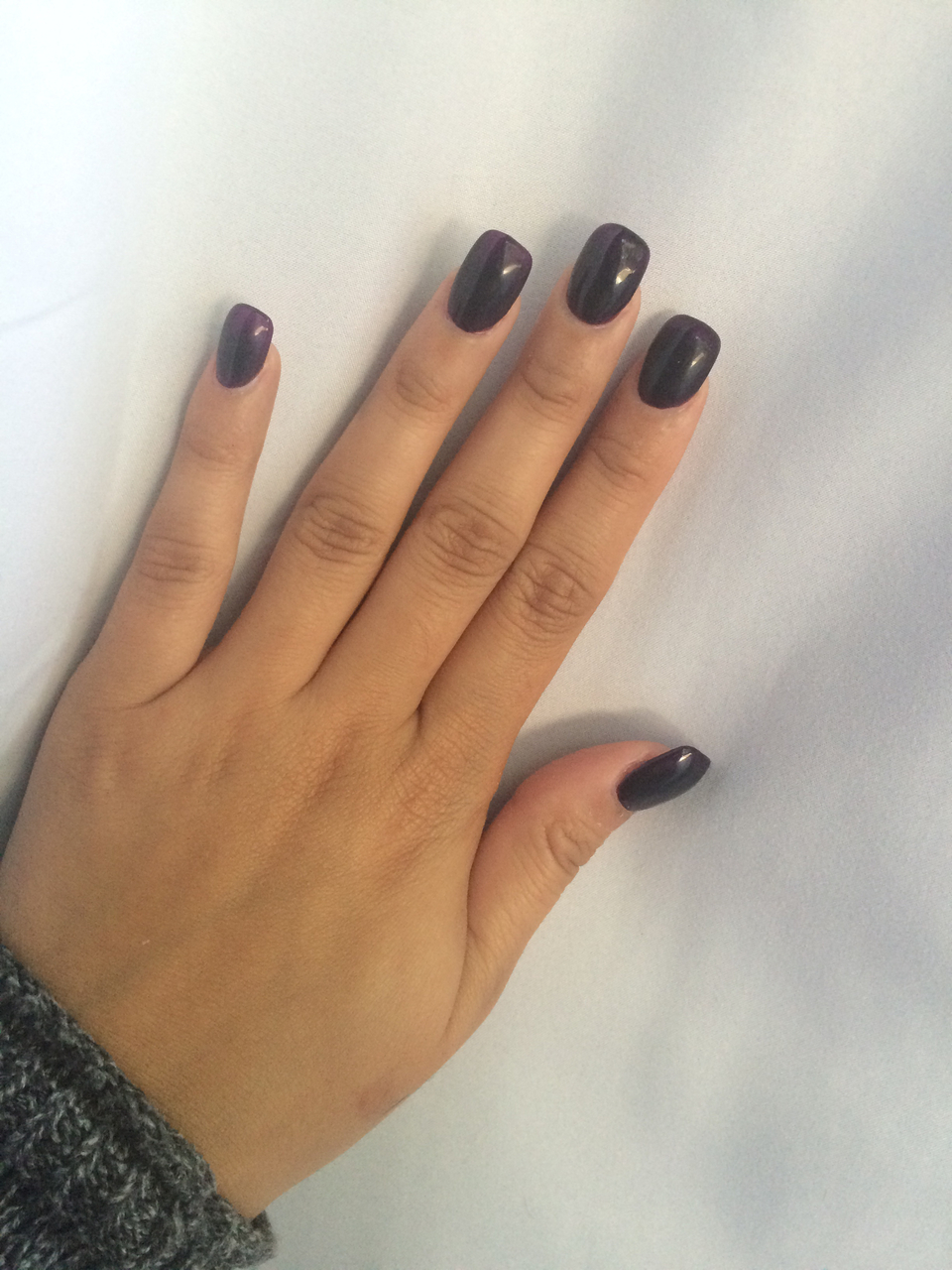 Rosewood Nails (Galaxy Nail and Spa) on We Heart It
