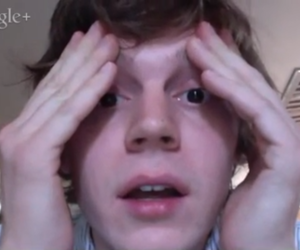 lovely, evan peters, and pale image