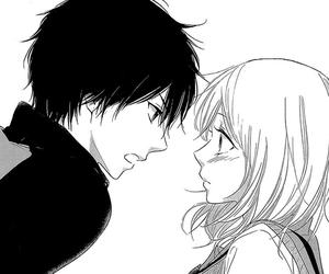 manga, anime, and shoujo image