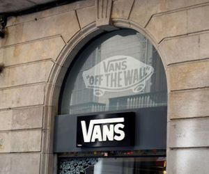 vans, photography, and shop image