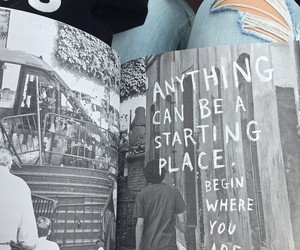 book, grunge, and hipster image