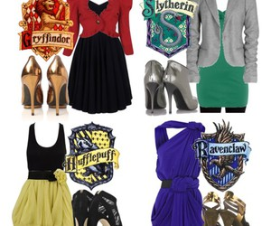 costumes and harry potter image