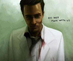 art and fight club image