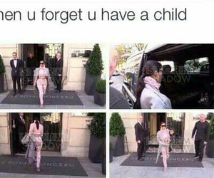 child, funny, and forget image