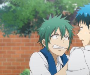 anime, nananin no majo, and yamada ryu image