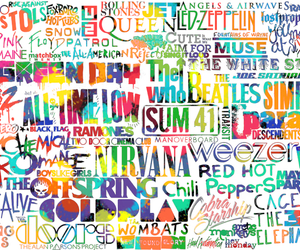 all time low, alternative, and bands image
