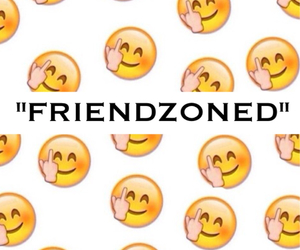 friend, story of my life, and zoned image