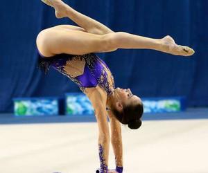 rhytmic gymnastic and neviana vladinova image