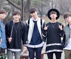 comeback, minsu, and sunwoo image