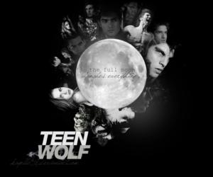 teen wolf, werewolf, and teenwolf image