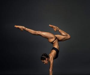 dance, flexibility, and motivation image