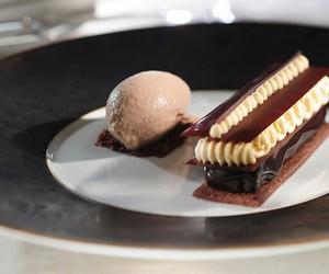 cake, dessert, and icecream image