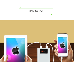power bank and external battery image