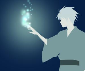 anime, gin, and anime boy image